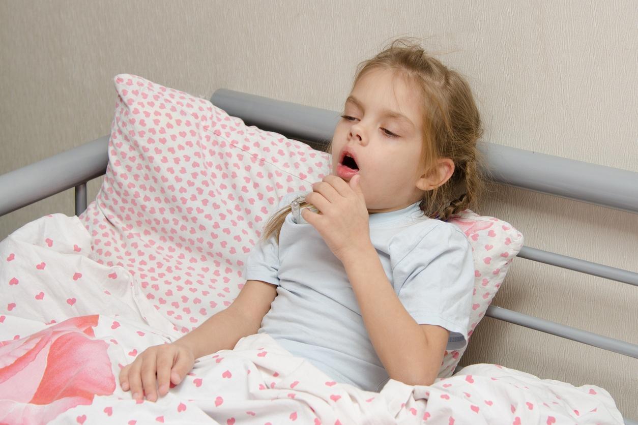 кашель во время сна