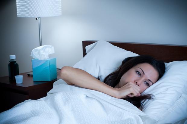 кашель в положении лежа у взрослого причины
