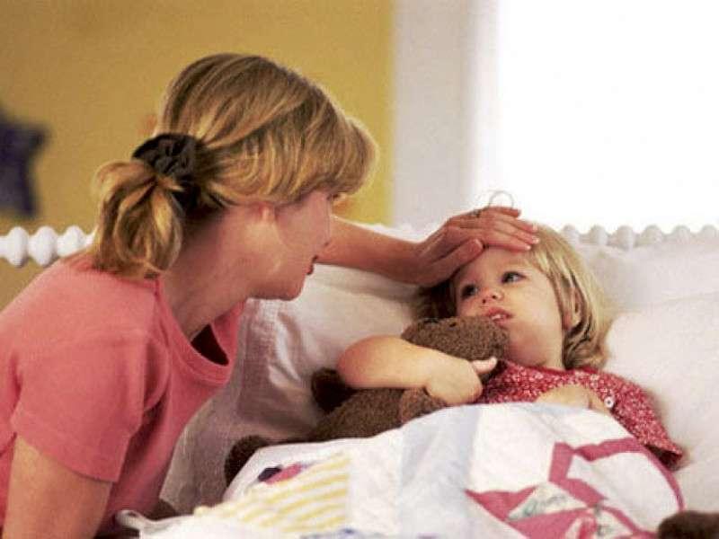 Компрессы от кашля ребенку