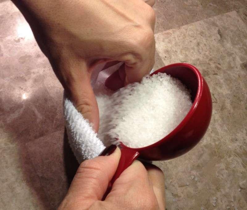 Горячая соль