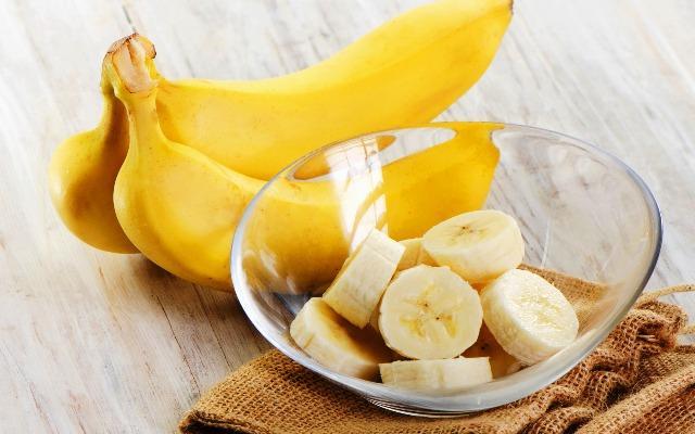 кусочки банана