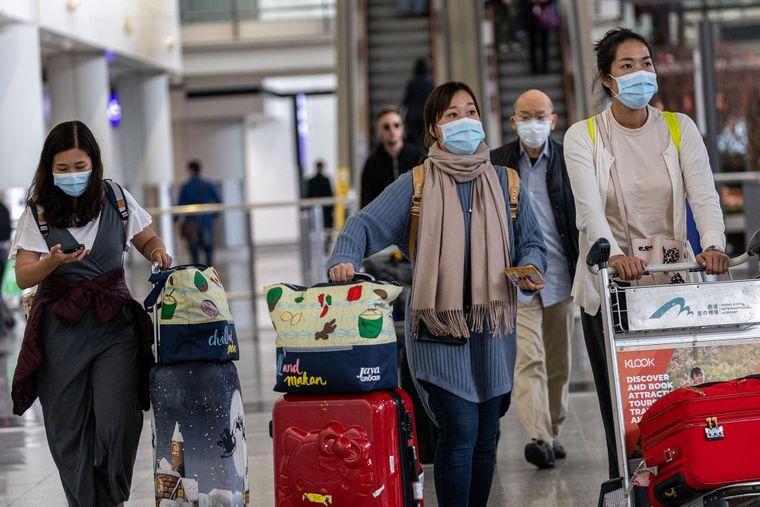 зараженные коронавирусом в китае