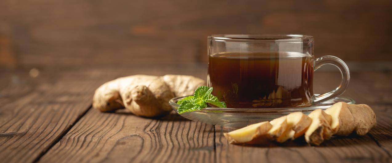 Рецепты средств с имбирем и как их принимать при простуде, лечебные способы