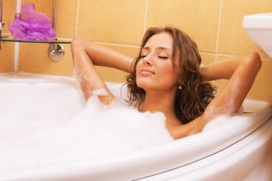 можно ли принимать ванну при простуде